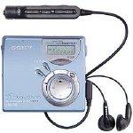 from Sony Sony MZ-N520 Blue Personal Net MiniDisc Player Model MZN520