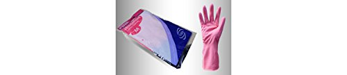 yala-flock-double-rose-menage-gants-en-latex-8-medium