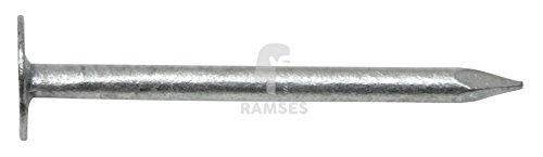Dachpappstifte DIN 1160 2,8 x 35 mm Stahl feuerverzinkt 2,5 kg