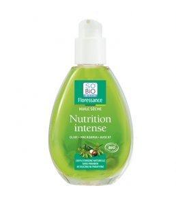 So'Bio étic - Soin Visage - Huile sèche nutrition intense - 60ml
