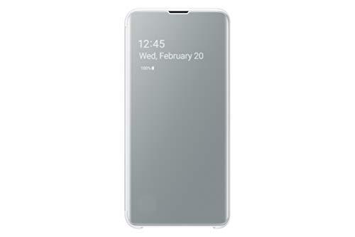 SAMSUNG Clear View Cover Blanc Galaxy S 10 E