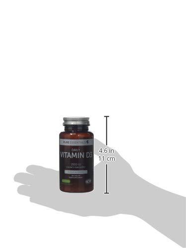 Pure-Essential-Vitamina-D3-Cotidiana-colecalciferol-2000-ui-suministro-diario-para-un-ao-365-comprimidos