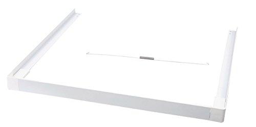 Eurosell - Zwischenboden Stapel Rahmen Waschmaschine Trockner Gestell Verbindungssatz