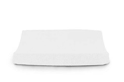 Frotte Wickelkissenbezug 50 X 80 cm, Weiß