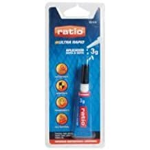 06b3f856e7b Ratio 222B35 - Adhesivo Cianocrilato 3 X 1 G Rati