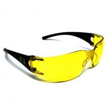 ESAB Eco Amber Safety Glasses - (Pack 2)