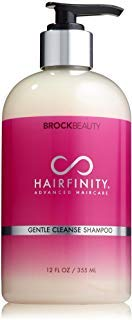 Brockbeauty New Hairfinity Hair Gentle Cleanse Shampoo 12 oz./355ml -