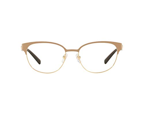 Ray-Ban Damen 0VE1256 Brillengestelle, Braun (Brown/Pale Gold), 53