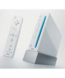 "Nintendo Wii console bundle inc a Matsui  26"" widescreen HD Ready Television"