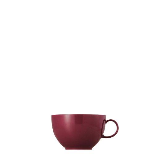 Tasse Jumbo Thomas Sunny Day, Mug, Porcelaine, Fuchsia / Rouge, Compatible Lave-Vaisselle, 45 cl, 14782