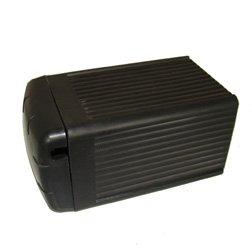 Preisvergleich Produktbild Batteriegehäuse 6V 8Ah leer (ohne Zellwände,  für Umbausatz) - Leergehäuse mit Deckel
