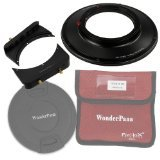WonderPana FreeArc Core - Rotating Filter System Holder Core Unit Only for the Canon 8-15mm EF f/4L Fisheye USM Ultra-Wide Zoom Lens (Full Frame 35mm)