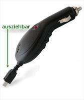 Kfz-Ladekabel Premium Mini-USB 6510 7290 8300 8310 8700 A780 E1070 E680 E770 8300 Usb