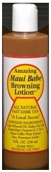 Maui Babe Browning Lotion 8 Fl Oz (236 Ml)