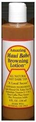 Maui Babe Browning Lotion 8 Fl Oz (236 Ml)