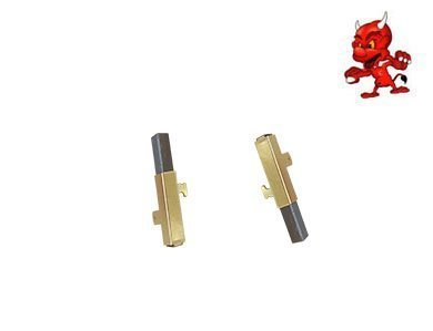 Kohlebürsten Motorkohlen Schleifkohle passend für Festool Festo Handkreissäge Tauchsäge ATF 55