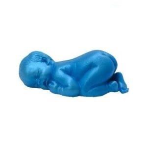 Baby Silikonform SM101 Auf Bauch liegendes Baby Silikonform