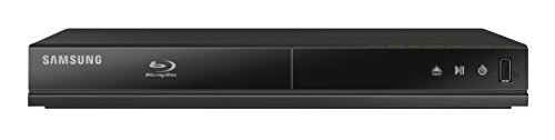 Samsung BD-J4500R Blu-ray Player (HDMI, USB 2.0) schwarz (Alle Ray Blu Dvd Player Region)