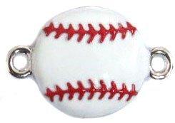 Undee Bandz Rubbzy Enamel Rubber Band Bracelet Charm Baseball by Undee Bandz (English Manual)