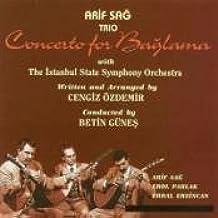 Concerto For Baglama