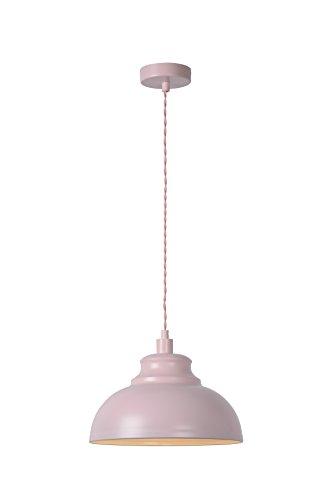 Lucide ISLA - Suspension - Ø 29 cm - Rose