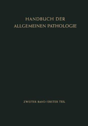 Das Cytoplasma (Handbuch der allgemeinen Pathologie, Band 2)