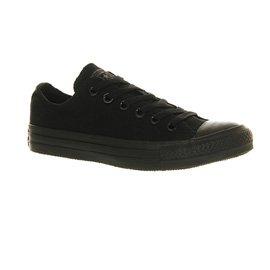 Converse Chuck Taylor All Star Seasonal, Herren-Sneaker Schwarz (Black Mono)