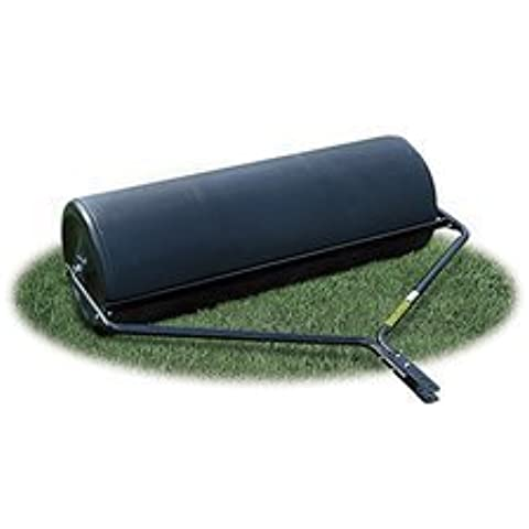 Agri-Fab AG45-0269 Tow-Behind Poly Lawn and Garden Roller - Black by Agri-Fab