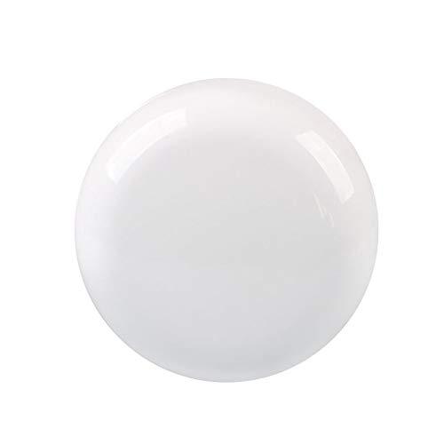 Yxzn riscaldamento ceramico elettrico portatile protetto contro le esplosioni ricaricabile della mano dello scaldino della mano mini,white,150x62.3mm