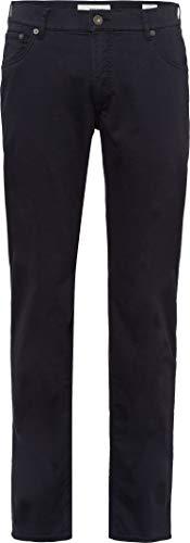 Brax Herren Chuck HI-Flex Structure Five Pocket Casual Modern Fit Hose, Blau (Navy 23), W34/L32(Herstellergröße: 34/32) -
