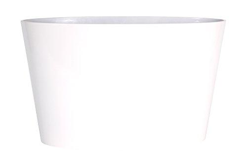 art-en-vogue-pot-de-fleurs-bac-a-plante-claire-finition-brillante-blanc-65x29x40cm