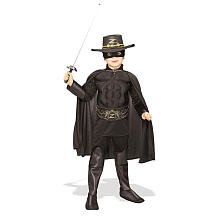 Zorro-Kostüm Deluxe für Kind