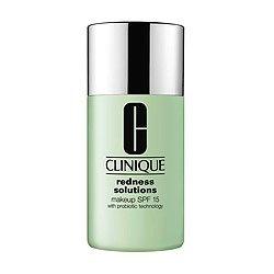 Clinique Redness Solutions Makeup SPF 15 Fondotinta, #06 Vanilla - 30 ml