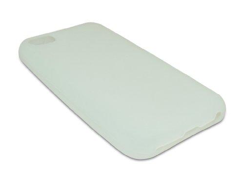 Sandberg Coque pour iPhone 5C blanc
