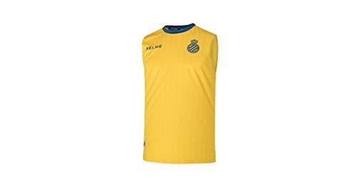 KELME - Camiseta S/m Entreno 18/19 R.c.d Espanyol
