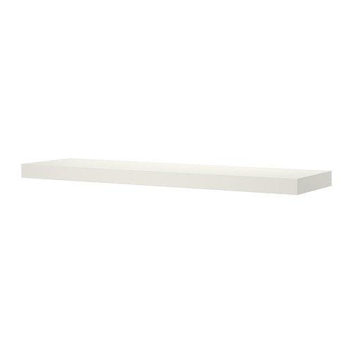 IKEA LACK Wandregal 110cm WEIß