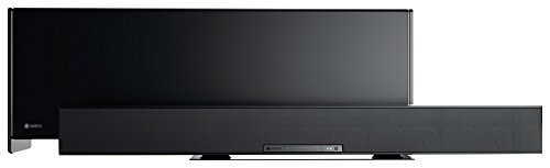 Raumfeld Soundbar (Wireless Soundbar, Wireless Subwoofer)