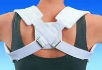 79-85005-splint-clavicle-felt-white-medium-30-36-buckle-closure-part-79-85005-by-djo-inc-qty-of-1-un
