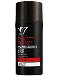 Perfect Intense Beauty Serum (BOOTS No7 Men Protect & Perfect Intense Serum Anti-Aging by Boots)