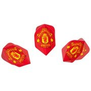 Official MANCHESTER UNITED F.C. CREST Dart Flights (Dart Flights Manchester United)