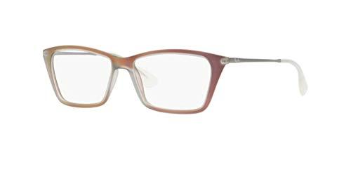 Ray-Ban Damen Brillengestell Weiß nude