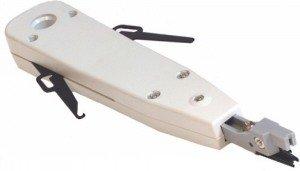 Krone - Auflegewerkzeug für LSA plus/IDC - Schneidklemmen, Anlegewerkzeug für LSA