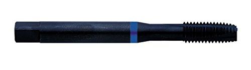 Exact Maschinengewindebohrer M5 HSS-E für Edelstahl (VA) DIN 371 Fom B Blauring, 30073