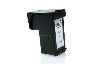 Preisvergleich Produktbild Akia–Officejet J 5738–Kartusche kompatibel zu HP CB336EE/350x L–schwarz