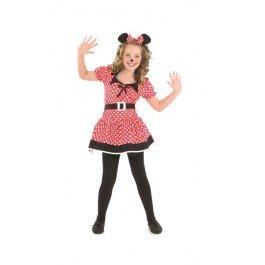(Kleine Fräuleinchen Maus - Kinder Kostüm)