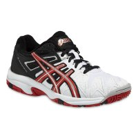 Asics Gel-Resolution 5GS Junior Zapatillas de tenis, color rosso, tamaño EU 35,5 - US 3,5