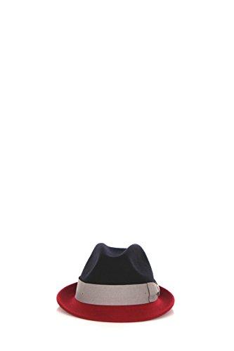 Cappello Accessori Hillmann London Xl Bordeaux Uf148 Autunno Inverno 2015/16