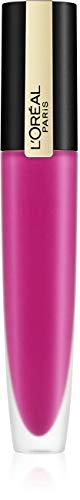 L'Oréal Paris Rouge Signature Nr. 106 - Speak Up, ultra-leichter und hochpigmentierter...