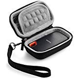 Best Caseling Bags For Travels - Caseling Hard Case for SanDisk 250GB / 500GB Review