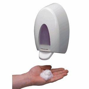 Kimberly-Clark Seifenspender AQUA* für Schaumseifen grau/weiß